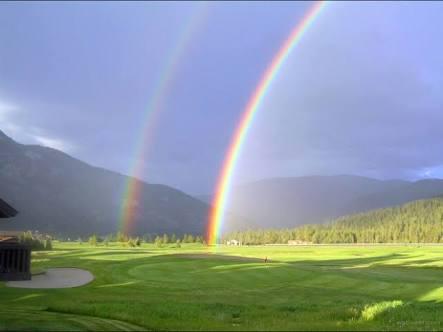 A rainbow life